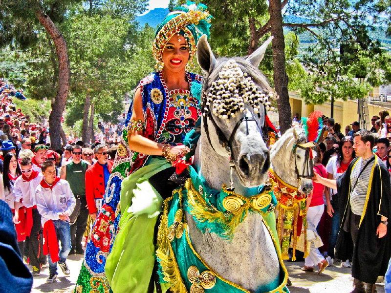 Murcia Festivaller