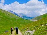 Hiking Trail Day one