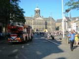 Dam sq and town hall