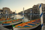 Traditional fishing boats, Sete