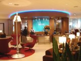 KLM Crown Lounge, Schiphol Airport