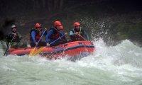 Rafting in Slovenia