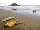 La Libertad Surfer
