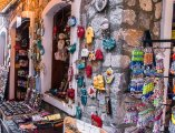 Catie Funk Travels Marmaris Turkey City Shop
