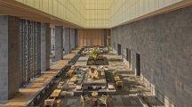 Garden Lobby, Aman hotel, Tokyo