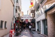 Catie Funk Travels Marmaris Turkey City