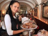 Cafe culture in Kosice