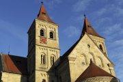 St Vitivius Basilica in Ellwangen