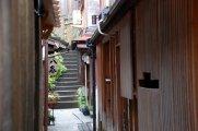 One of Kanazawa\'s Geisha quarter (Karen Bowerman)