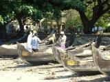 Cochin Fishing Net Mending