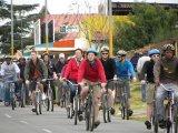 Soweto cycle tour - where's Paris?