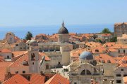Dubrovnik Old Town Rooftops Croatia Gems Ltd