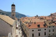 Stradun Main Street in Dubrovnik Old Town Croatia Gems Ltd