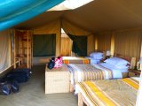 Laikipia bedroom