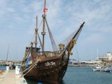 Pirate ship, Monastir