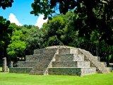 Copan Pyramid