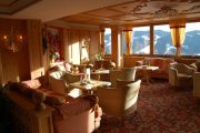 Lounge, Hotel Bergheimat