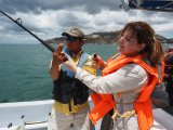 Try your hand at sport fishing whilst at San Juan del Sur