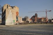Wroclaw Street art Jo Caird