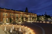 Tampere by night Copyright City of Tampere Valoa Design