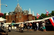 The Waag and market
