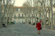 Typical square, Sete