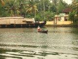 Kuttanad Canoe