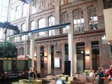 The Finlayson cotton mill has been converted into a leisure complex