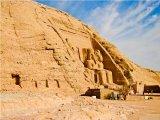 Abu Simbel Distant