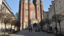 Wroclaw Cathedral Jo Caird