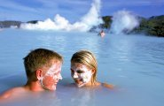 Love in the Blue Lagoon