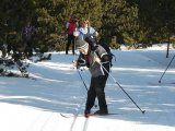 Cross-Country Skiing (Learning)
