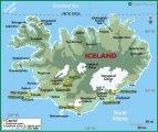 Iceland Map