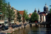 Amsterdam's waterways