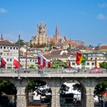 Gourmet Adventures in Lausanne, Switzerland
