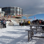 Antics in the Alps: Laax ski resort, Graubunden, Switzerland