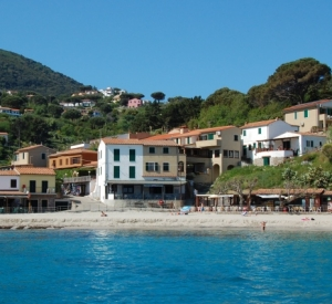 Visiting and exploring the Isle of Elba, Italy