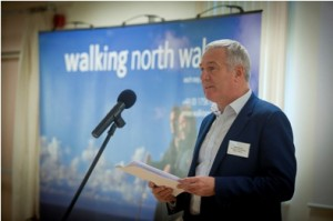 Dewi Davies, the Regional Strategy Director of Tourism Partnership North Wales.