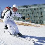 Montecampione skiing