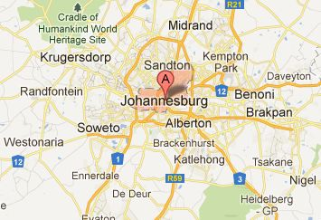 Journey to Joburg Map http://www.dinkyguide.com/dinky-destinations/johannesburg-south-africa-soweto/