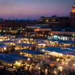 SPoH - Marrakesh (Djemaa el Fna square at night)