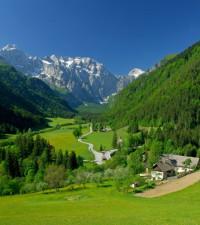 Camping Menina and Logarska Valley
