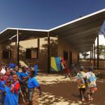 Mlambe School building